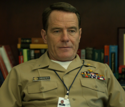 Radm Lyle Haggerty Television And Film Character Encyclopedia